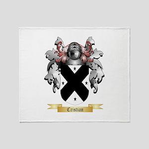Cristian Throw Blanket