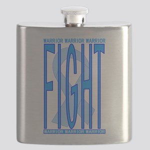 CancerFightBlue Flask