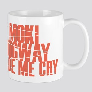 Moki Dugway Made Me Cry Mug