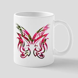 bougainvillea background shape1 Mug