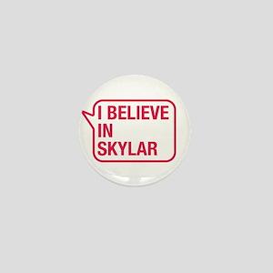 I Believe In Skylar Mini Button