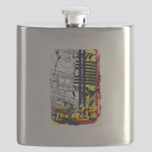 dont stop music affected Flask