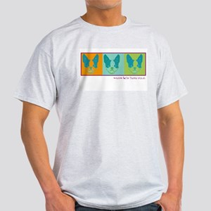 Vintage Boston Ash Grey T-Shirt