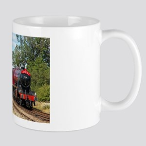 Vintage Steam Engine Mug