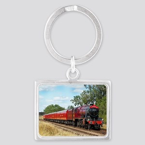 Vintage Steam Engine Keychains