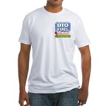 Bio Fuel Clean Fitted T-Shirt