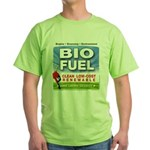 Bio Fuel Clean Green T-Shirt