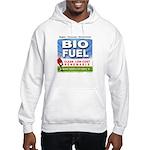 Bio Fuel Clean Hooded Sweatshirt