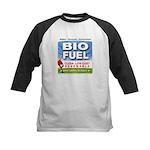 Bio Fuel Clean Kids Baseball Jersey