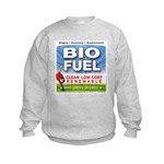 Bio Fuel Clean Kids Sweatshirt