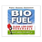 Bio Fuel Clean Small Poster