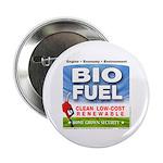 "Bio Fuel Clean 2.25"" Button (100 pack)"