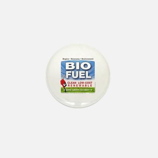 Bio Fuel Clean Mini Button