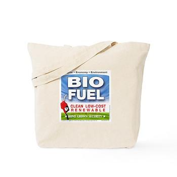 Bio Fuel Clean Tote Bag