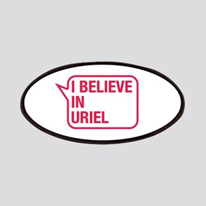 I Believe In Uriel Patches