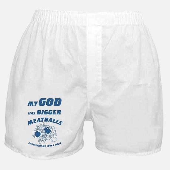 Cute No god Boxer Shorts