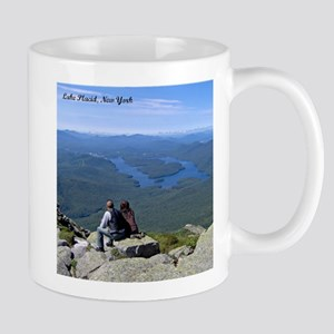 View of Lake Placid Mug