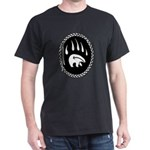 Tribal Bear Claw Dark T-Shirt
