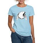 Native Art Tribal Bear Women's Light T-Shirt