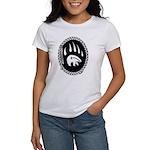 Native Art Tribal Bear Women's T-Shirt