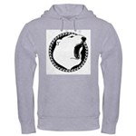 Tribal Bear Claw Hooded Sweatshirt
