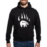 Native Art HoodieTribal Bear Hooded Sweatshirt