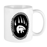 Tribal Bear Claw 11 oz Ceramic Mug