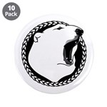 "Tribal Bear Claw 3.5"" Button (10 pack)"