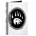 Tribal Bear Claw Journal