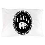 Tribal Bear Claw Pillow Case