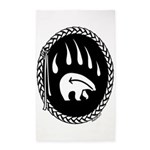 Tribal Bear Claw Area Rug