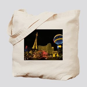 Las Vegas Tote Bag