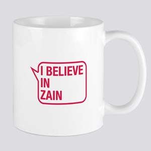 I Believe In Zain Mug