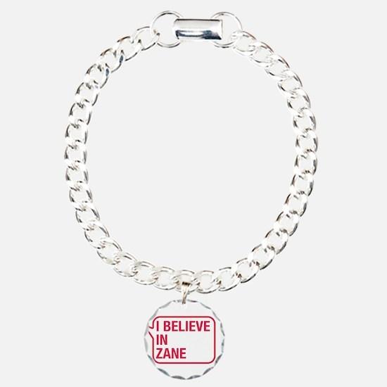 I Believe In Zane Bracelet