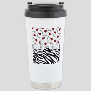 Ladybug Wild Side Travel Mug