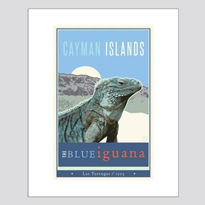 Cayman Islands Small Poster