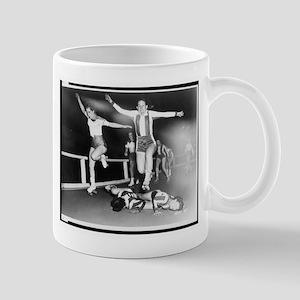 Acrobatic Roller Derby Mug