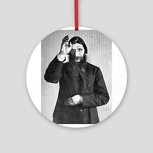 Gregory Rasputin Ornament (Round)