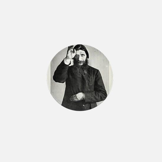 Gregory Rasputin Mini Button