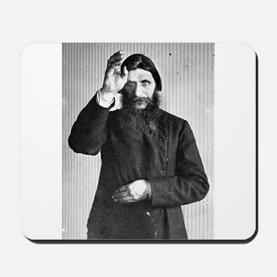 Gregory Rasputin Mousepad