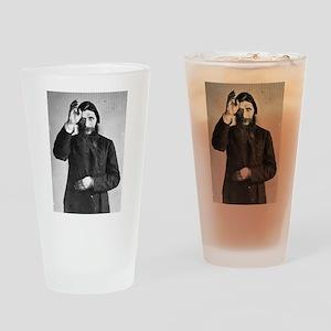 Gregory Rasputin Drinking Glass