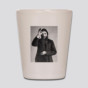 Gregory Rasputin Shot Glass
