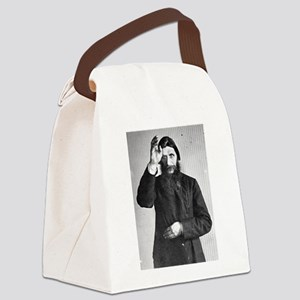 Gregory Rasputin Canvas Lunch Bag