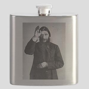 Gregory Rasputin Flask