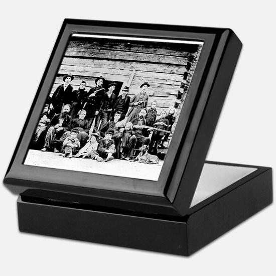 The Hatfield Clan Keepsake Box