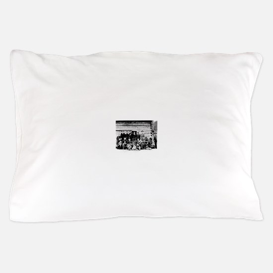 The Hatfield Clan Pillow Case
