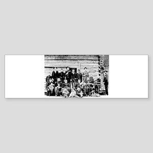 The Hatfield Clan Bumper Sticker