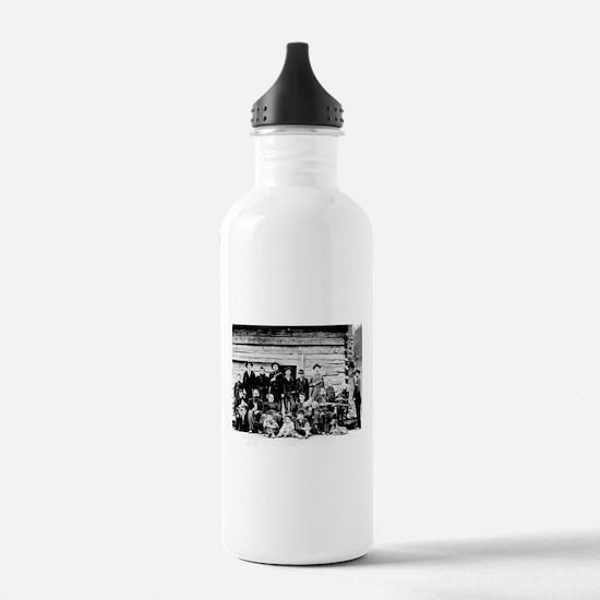 The Hatfield Clan Water Bottle