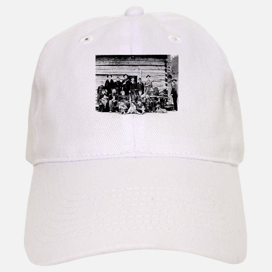 The Hatfield Clan Baseball Baseball Baseball Cap