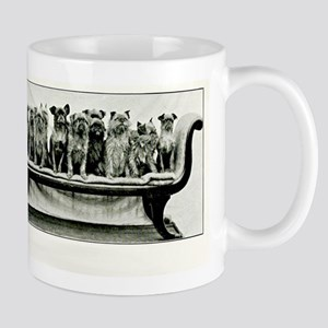 Dogs On A Couch Mug